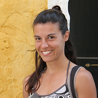 Anna Escolà : Technician