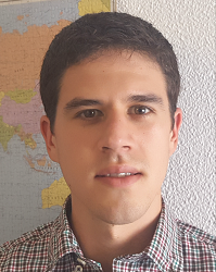 Kevin Bórnez Mejías (CREAF-CSIC) : PhD student