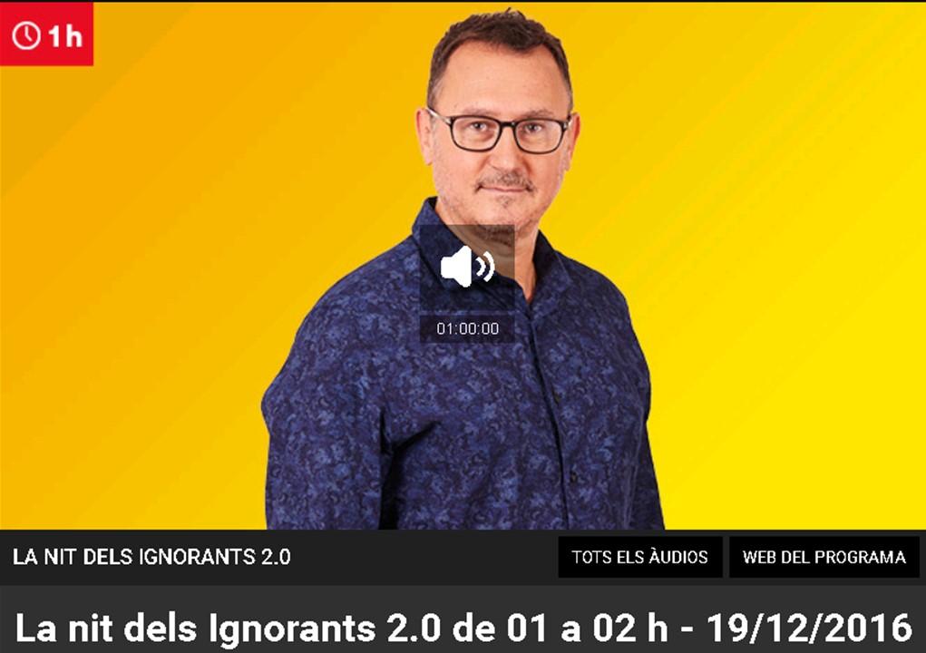 La nit dels ignorants