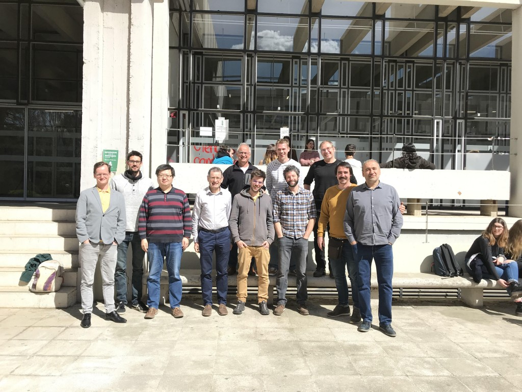 Ecometabolomics team_2019