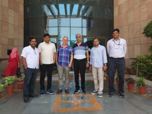 Dr. Jitender Giri and colleagues from the NIPGR
