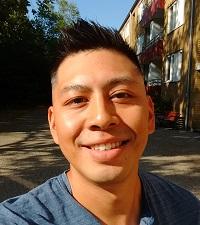 Argus Pesqueda : PhD Student